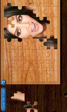 Kim Kardashian Jigsaw HD