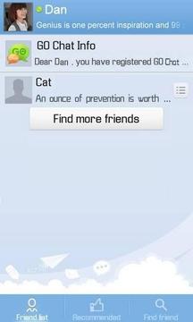 GO短信的GO聊插件