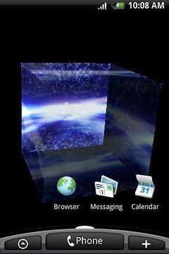 3D Nebula