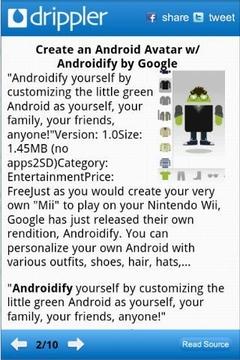 Ultimate Galaxy Tab App