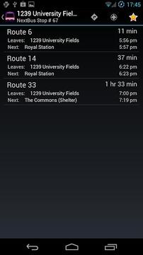 JMU公车时刻表