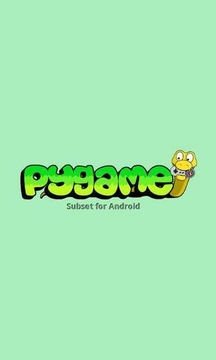 Pygame Subset for Android