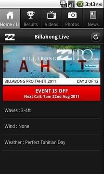 Billabong Live