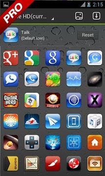 iPhone HD Lite Go Launcher EX