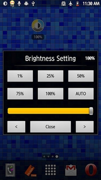 Brightness Scheduler