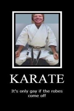 Karate Kevin