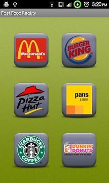 Fast Food Reality