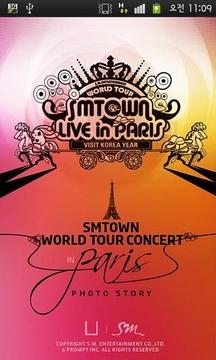 SMTOWN Concert - PhotoStory