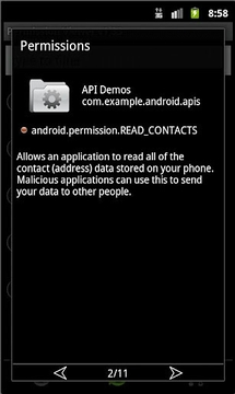 Permission Viewer (Free)