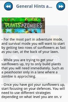 Plants vs Zombies 指南