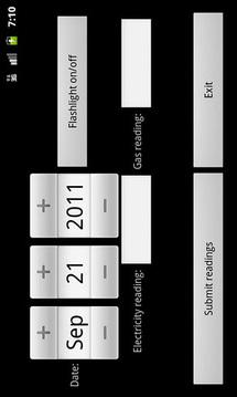 Ovo meter readings