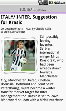 Football Press