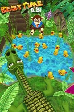 贪食鳄鱼 A crocodile