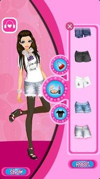 Dress Up! Chic Girl