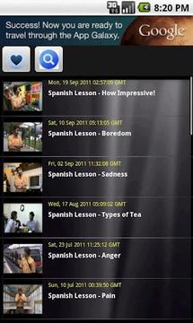了解影片西班牙语课程