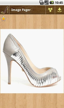 简单的鞋子