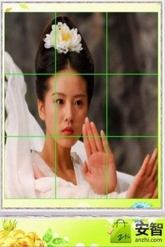 刘诗诗戏装拼图