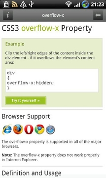 CSS3 Reference