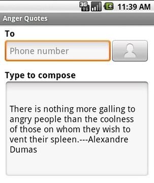 愤怒的引用