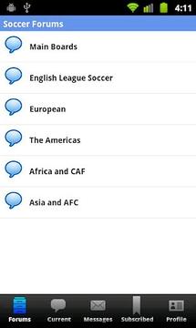 Soccer Forums
