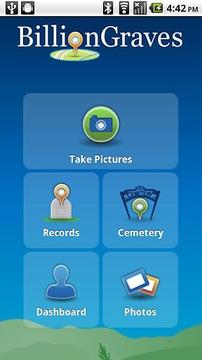 BillionGraves Camera App