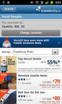 Travelocity.ca - Hotel