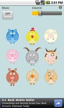 Old Mac Donald's Farm Animals