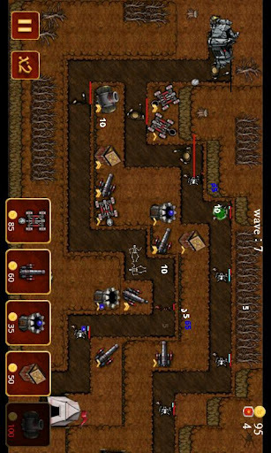 中世纪塔防游戏下载