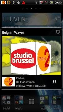 Belgian Waves