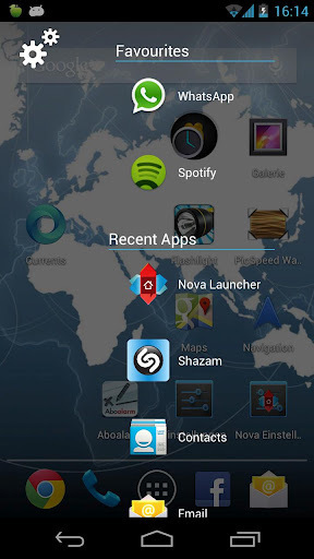Recent Apps FREE