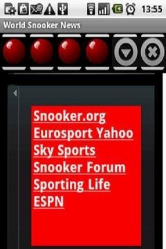 世界斯诺克锦标赛 World Snooker Championship