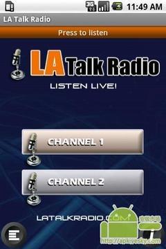 洛杉矶脱口秀电台