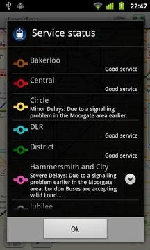 London tube + NR (Metro 24)