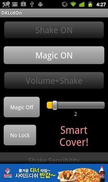 Sensor Lcd OnOff (Smart Cover)