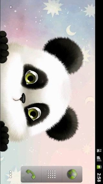 熊猫高清动态壁纸