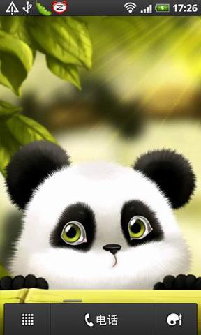 熊猫高清动态壁纸下载_熊猫高清动态壁纸手机版_最新