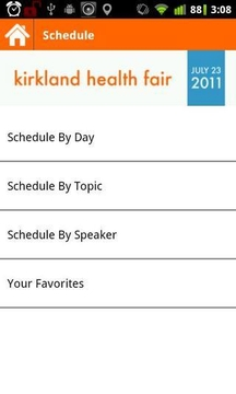 Kirkland Health Fair 2011