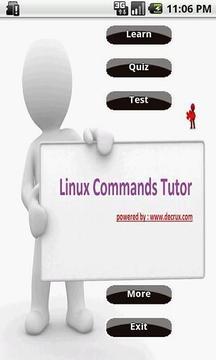 Linux Commands Tutor