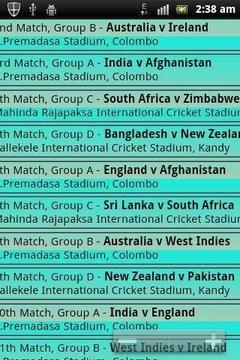 世界T20 2012年附表