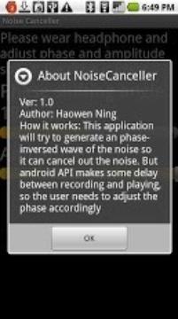 Noise Canceller