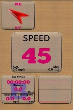 GPS Speed Lte