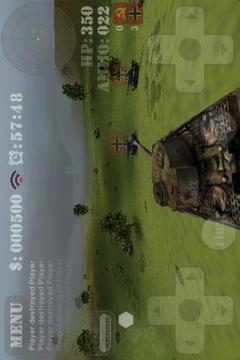 坦克大战 加强版