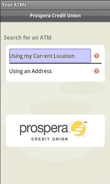 Prospera ATM Finder
