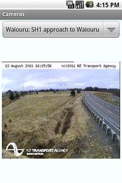 新西兰道路情报