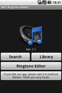 MP3铃声制作 MP3 Ringtone Maker