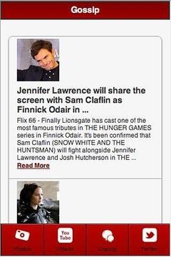Jennifer Lawrence Exposed