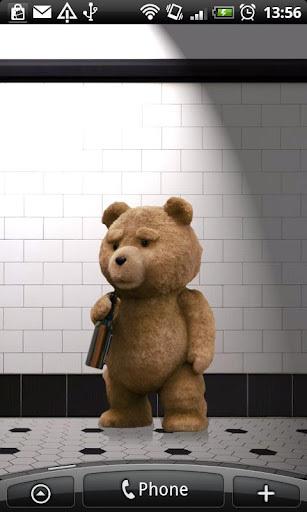 泰迪熊動態壁紙
