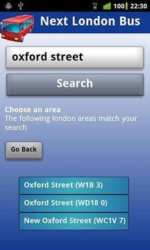 Next London Bus (Free)