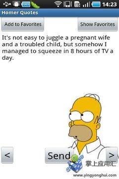 辛普森一家之Homer搞笑语录