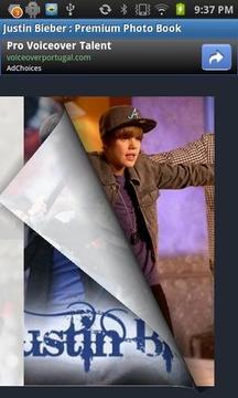 Justin Bieber : Photo book